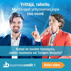 BusinessCredit.fi - yrityslainaa yritykselle